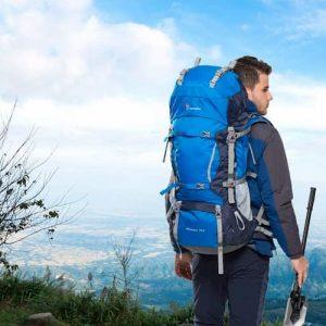 Mountaintop 40 litros mochila trekking