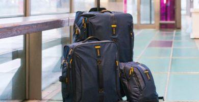 mochila de viaje con ruedas
