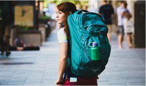 osprey fairvew 55 mochila de viaje para mujer